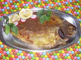 ماهی حلوا بندری